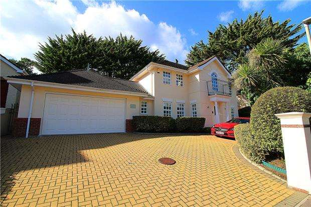 4 Bedrooms Detached House for sale in Lower Parkstone, Poole, Dorset, BH14