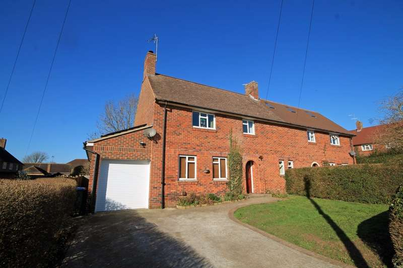 4 Bedrooms Semi Detached House for sale in Frenches Mead, Billingshurst, RH14