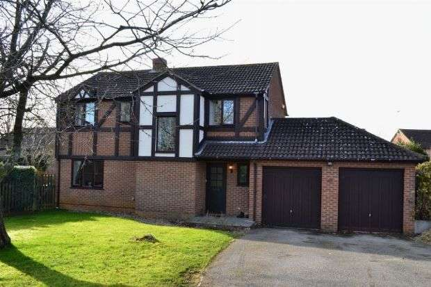 4 Bedrooms Detached House for sale in Thames Road, East Hunsbury, Northampton NN4 0RD