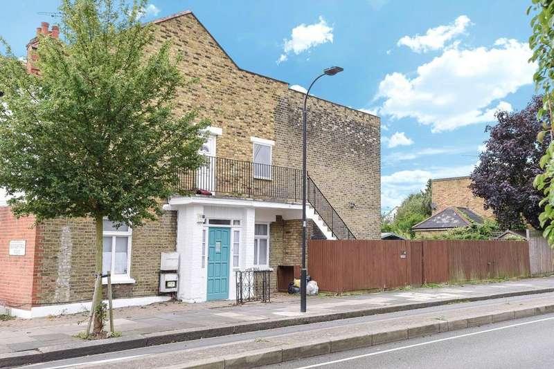 2 Bedrooms Maisonette Flat for sale in Sedgeford Road, Shepherds Bush