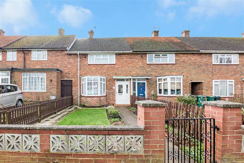 2 Bedrooms House for sale in Worsted Green, Merstham, RH1 3PP