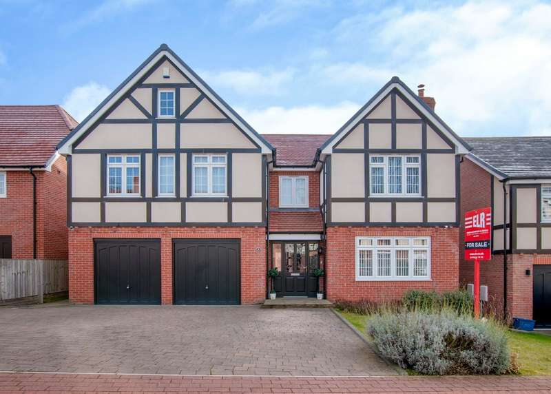 5 Bedrooms Detached House for sale in Patterdale Grove, Wickersley