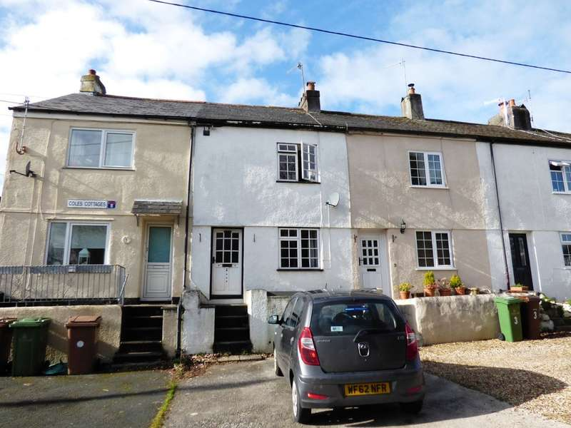2 Bedrooms Terraced House for sale in Colebrook, Plympton