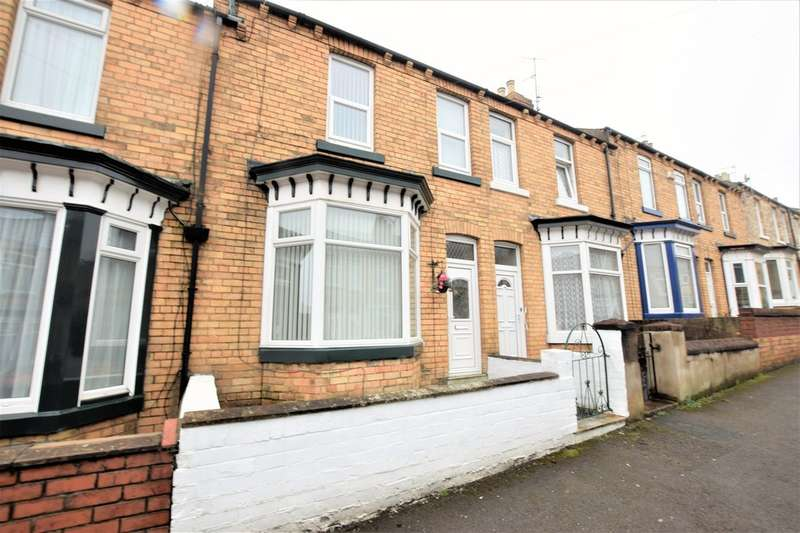 2 Bedrooms Terraced House for sale in Livingstone Road, Scarborough