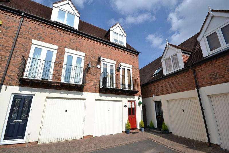 3 Bedrooms Mews House for rent in Severnside Mill, Bewdley