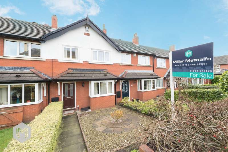3 Bedrooms Terraced House for sale in St Johns Road , Lostock , Bolton, BL6