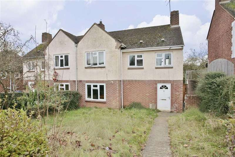 3 Bedrooms Semi Detached House for sale in Warwick Road, Banbury