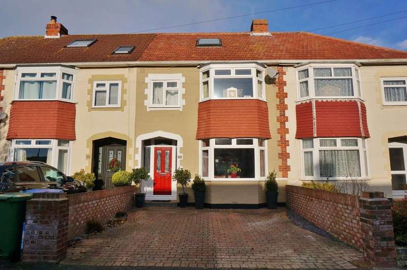 4 Bedrooms Terraced House for sale in PORTCHESTER