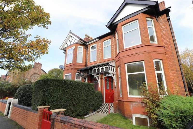 5 Bedrooms Semi Detached House for sale in Corkland Road, Chorlton, Manchester, M21