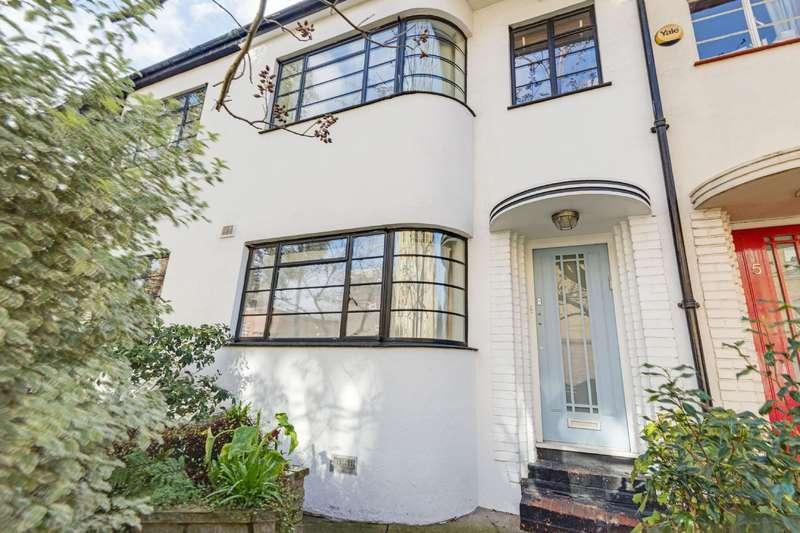 3 Bedrooms House for sale in Garnett Road, Belsize Park