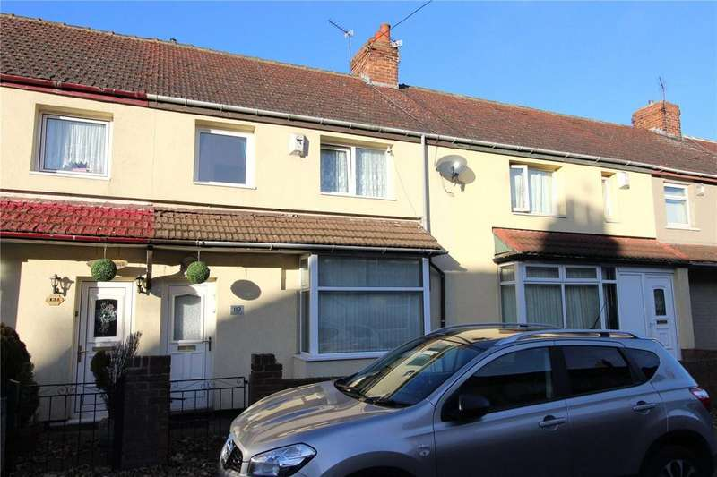3 Bedrooms Terraced House for sale in Longford Street, Middlesbrough