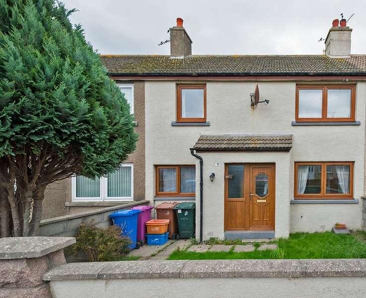 3 Bedrooms Terraced House for sale in St. Paul Street, Buckie, Aberdeen, AB56