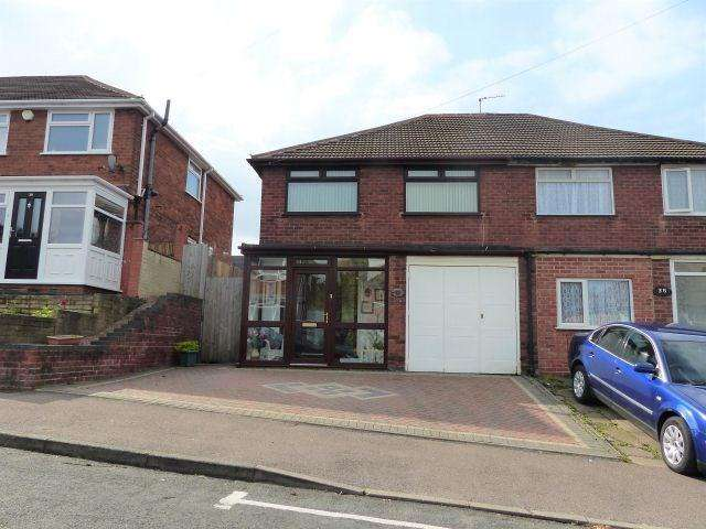 3 Bedrooms Semi Detached House for sale in Glenville Drive, Birmingham