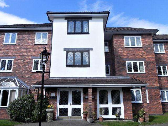 2 Bedrooms Retirement Property for sale in Checkley Court, Sutton Coldfield