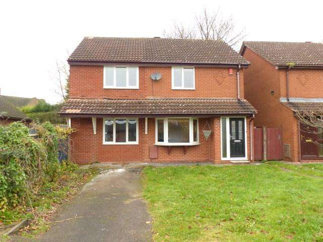 4 Bedrooms Detached House for sale in Gilpin Crescent, Pelsall