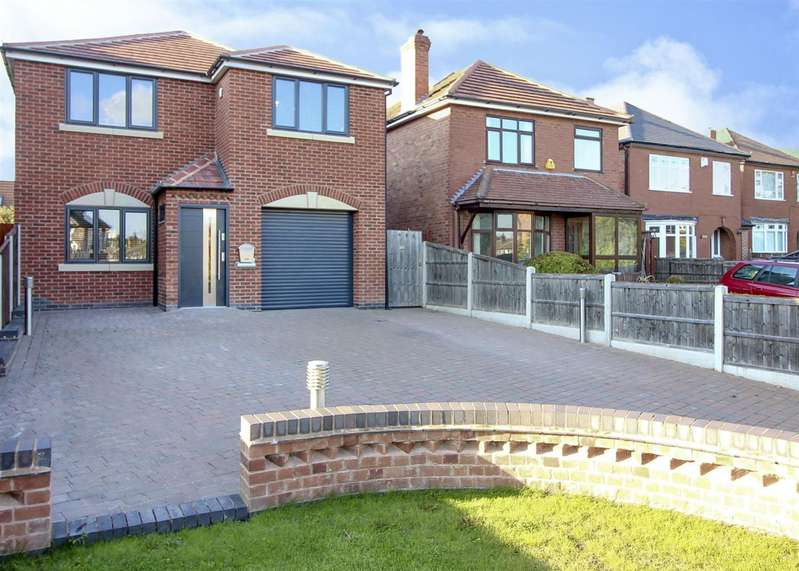 4 Bedrooms Detached House for sale in Hickings Lane, Stapleford