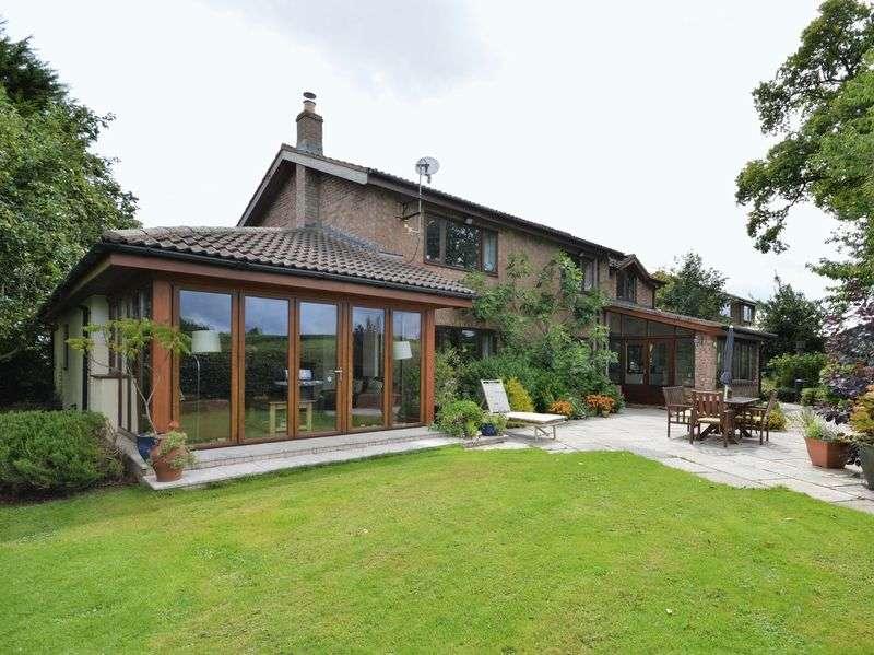 5 Bedrooms Property for sale in Llanddewi Rhydderch, Abergavenny