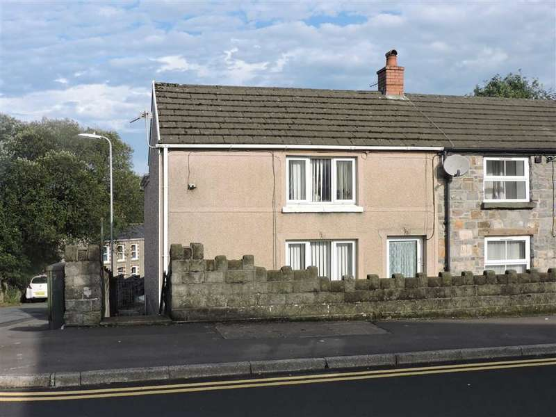 2 Bedrooms Cottage House for sale in Park Street, Lower Brynamman