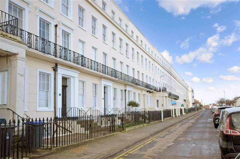 2 Bedrooms Ground Flat for sale in St. Georges Terrace, , Herne Bay, Kent