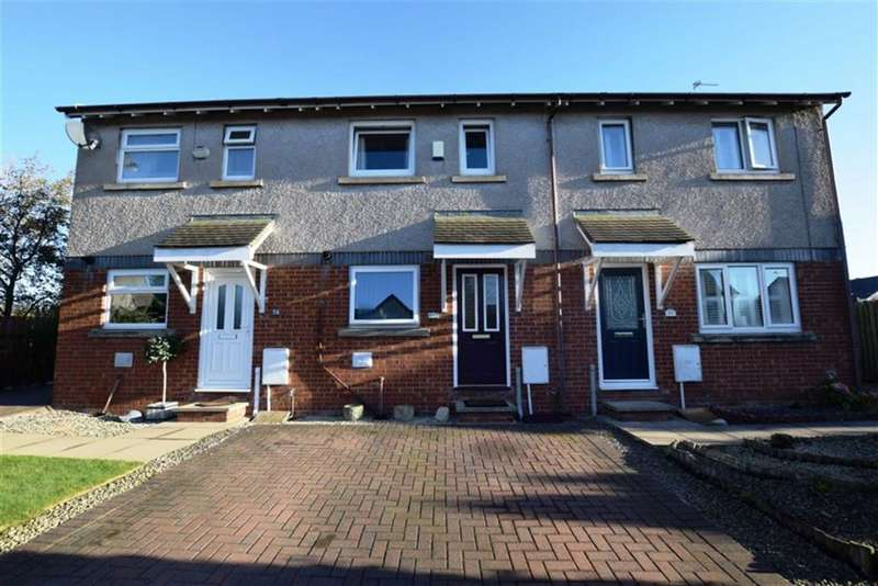 2 Bedrooms Terraced House for sale in Lichfield Close, Barrow-in-Furness, Cumbria
