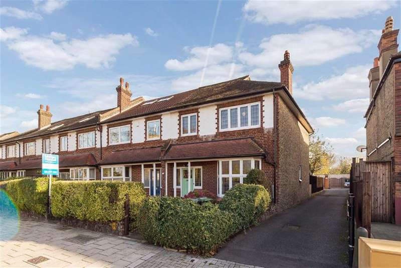 3 Bedrooms End Of Terrace House for sale in Weir Road, Balham