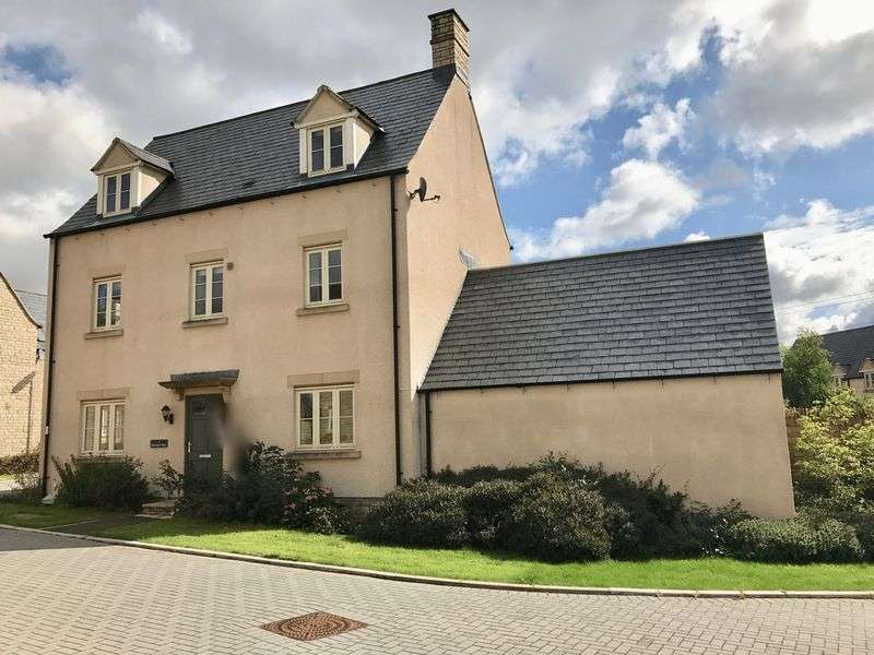 5 Bedrooms Property for sale in Beecham Close, Cirencester