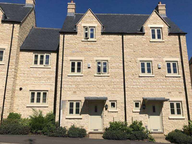 3 Bedrooms Property for sale in Middle Mead, Cirencester