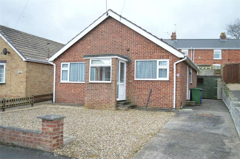 2 Bedrooms Detached Bungalow for sale in 12 Willows Drive, Hornsea