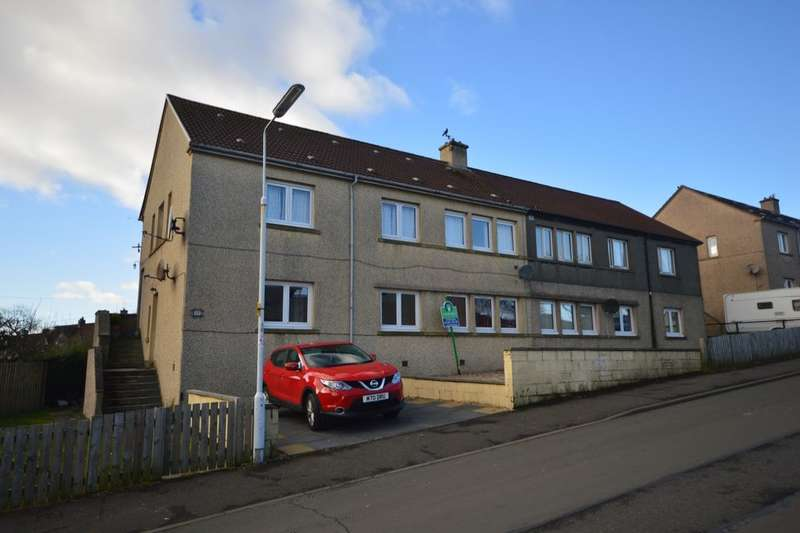 3 Bedrooms Flat for sale in Sinclair Drive, Cowdenbeath, KY4