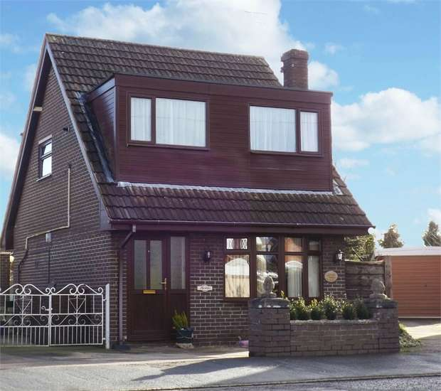 3 Bedrooms Detached House for sale in Regent Close, Shavington, Crewe, Cheshire