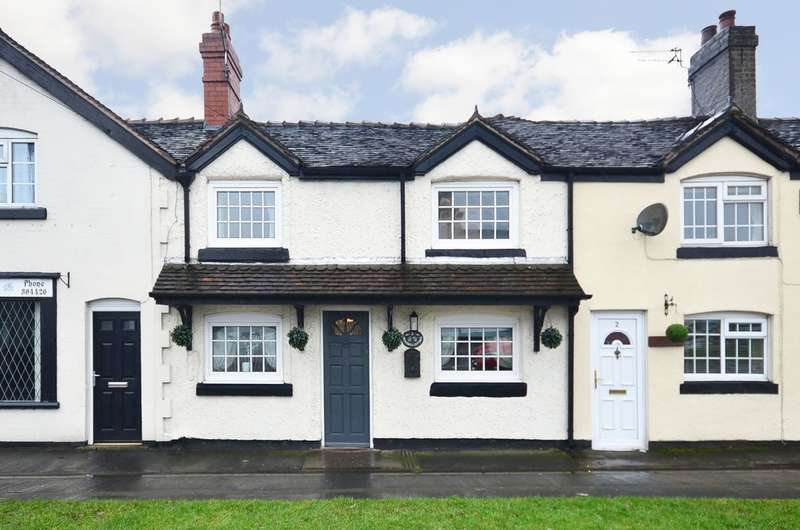 2 Bedrooms Cottage House for sale in Hilderstone Road, Meir Heath, ST3 7NY