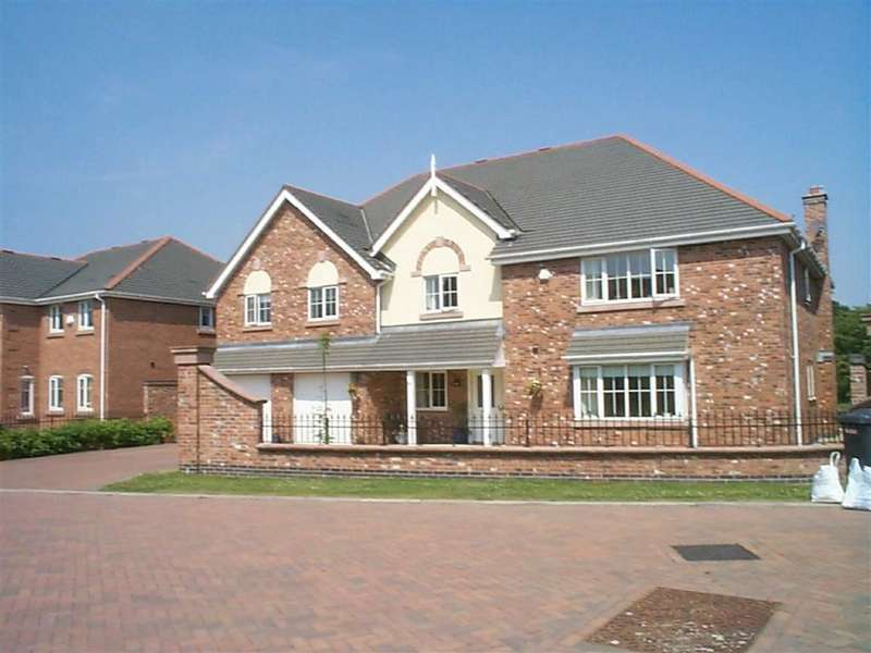 5 Bedrooms Detached House for rent in Dunlin Rise, Tytherington Macclesfield, Tytherington Macclesfield