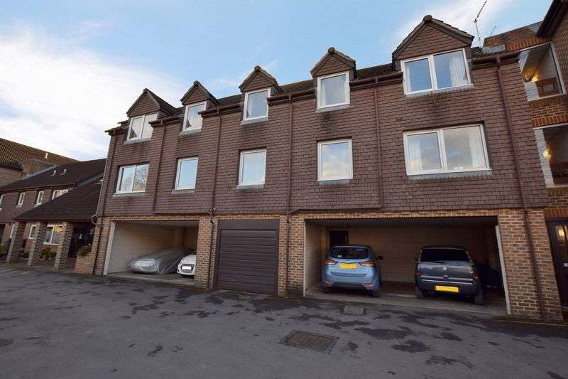 2 Bedrooms Property for sale in Homechime House, Wells, BA5 1SH