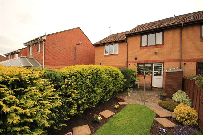 2 Bedrooms Property for sale in Little Parr Close Stapleton Bristol BS16