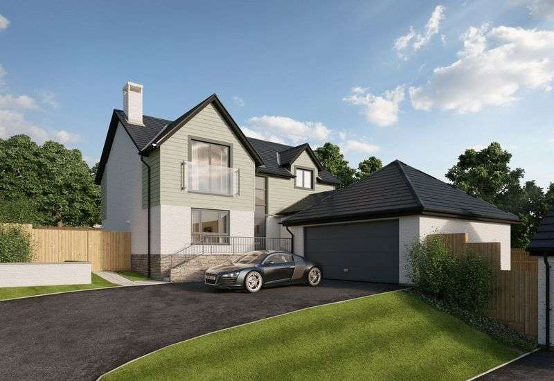 4 Bedrooms Property for sale in The Breaksea Plot 10, Craig Yr Eos Avenue, Ogmore-by-Sea, Vale of Glamorgan