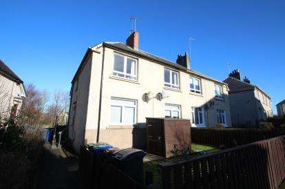 1 Bedroom Flat for sale in Emerson Road, Bishopbriggs