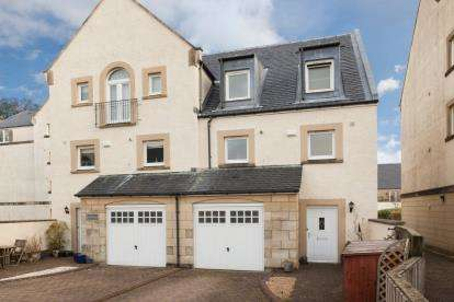 3 Bedrooms Semi Detached House for sale in Harbour Square, Inverkip