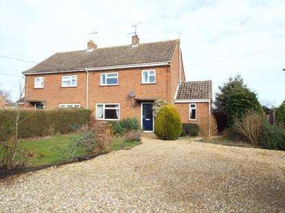 3 Bedrooms Semi Detached House for sale in Docking, Kings Lynn, Norfolk