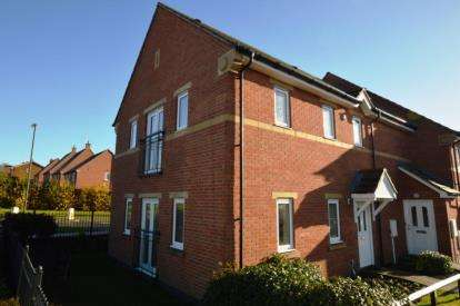 2 Bedrooms Flat for sale in Lambourne Court, Jepson Road, Hasland, Chesterfield