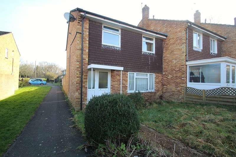3 Bedrooms End Of Terrace House for sale in Chantrell Walk, Fareham