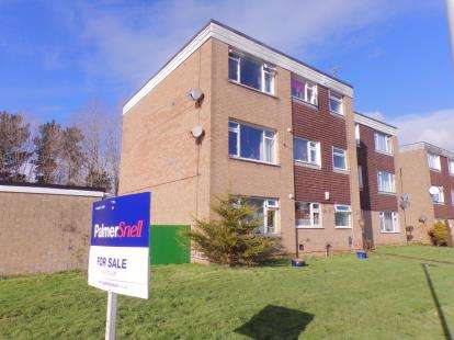 2 Bedrooms Flat for sale in Hamworthy, Poole, Dorset