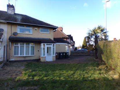 3 Bedrooms Semi Detached House for sale in Hawthorne Road, Delves, Walsall, West Midlands