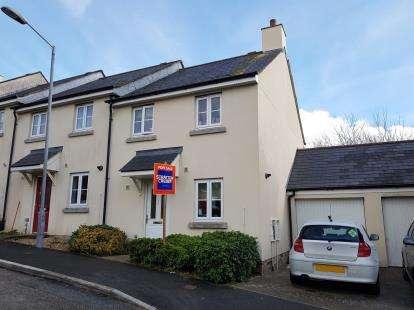 3 Bedrooms End Of Terrace House for sale in Liskeard, Cornwall, Uk
