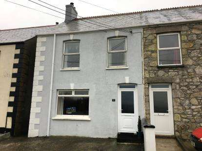3 Bedrooms Semi Detached House for sale in St Dennis, St Austell, Cornwall