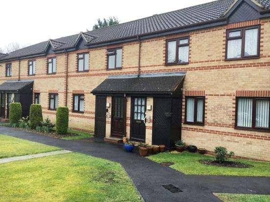 2 Bedrooms Maisonette Flat for sale in Basingstoke, Hampshire