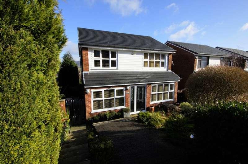 3 Bedrooms Detached House for sale in Fryent Close, Blackrod
