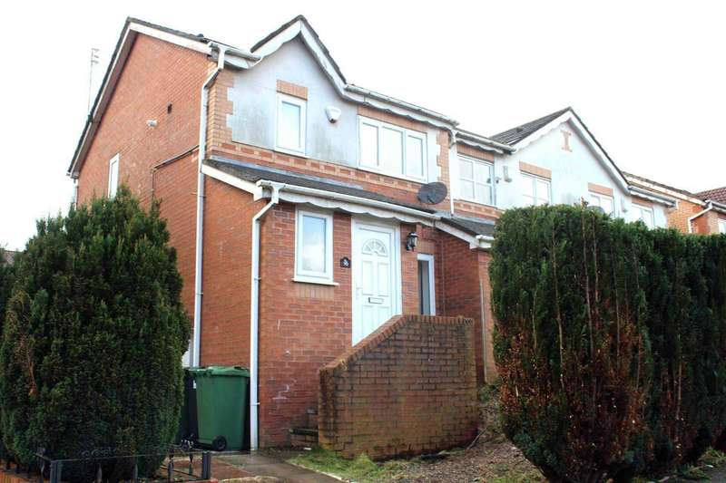 3 Bedrooms Semi Detached House for sale in Duncombe Road, Great Lever
