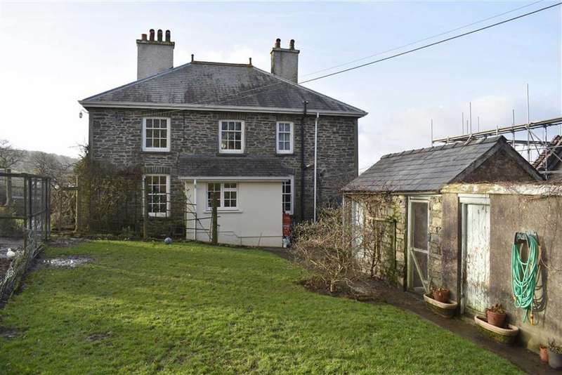 3 Bedrooms Detached House for sale in Cellan, Lampeter