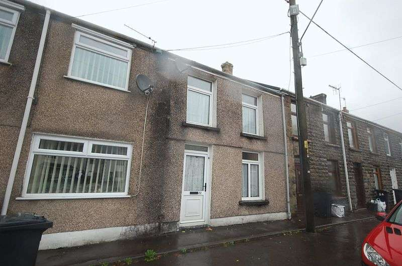 3 Bedrooms Property for sale in 22, Aberdare Road, Glynneath, Neath