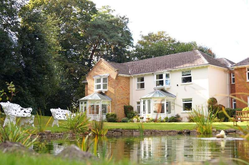 2 Bedrooms Apartment Flat for sale in Fairlawn, Hall Place Drive, Weybridge KT13